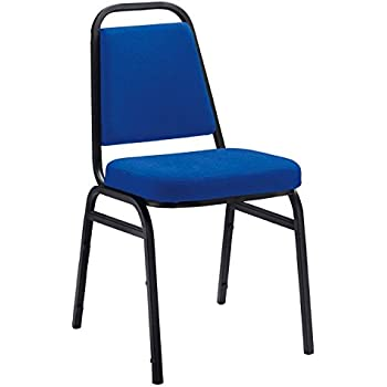 Office Hippo Stackable Banquet Conference Chair   Royal Blue