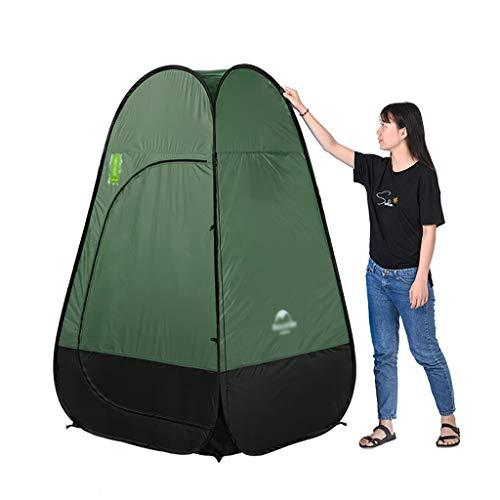 Ronghuafugui Falten Sie Sich ändernd Zelt Dusche/Bad/Dressing tragbares Haus Mobile Outdoor-WC-Feld Anti-Licht 115 * 115 * 190cm (Color : A) -