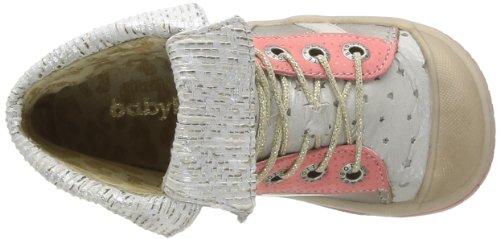 Babybotte  Artiste,  Sneaker bambina Beige (Beige (1 101 Cuir/Champagne Corail))