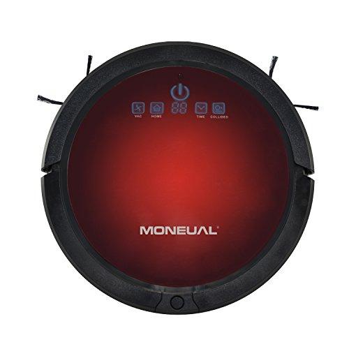 Moneual ME485 Roboter Staubsauger, 4 Kg, black