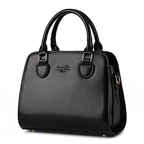 koson-man-damen-sling-vintage-tote-taschen-top-griff-handtasche-schwarz-schwarz-kmukhb251