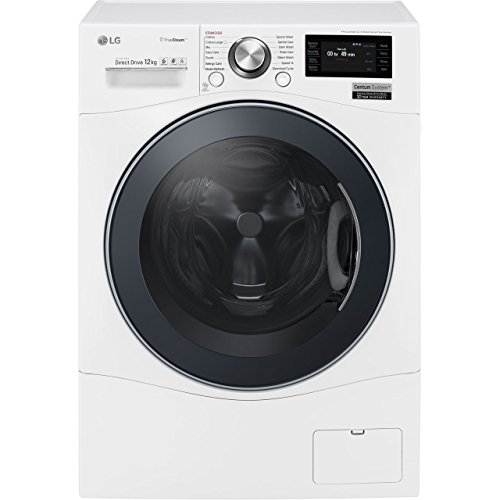 LG FH6F9BDS2 A+++ Rated Freestanding Washing Machine - White