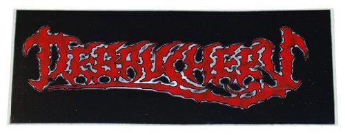 Adesivo Chainsaw Logo con debauchery resistente alle intemperie 13x 5cm