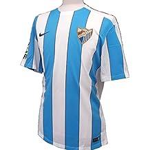 2015-2016 Malaga Home Nike Football Shirt