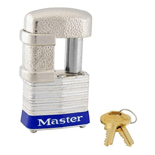 Master Lock - (3) clés identiques Remorque et Multi Purpose Cadenas, 37 Ka-3