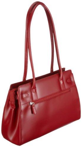 Picard Berlin 4550, Borsa donna, 32x21x11 cm (L x A x P) Rosso