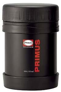 Primus Speisebehälter Thermo, Schwarz, 0.35 Liter, 1442150