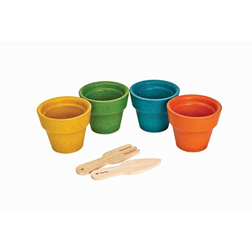 Preisvergleich Produktbild Plantoys Blumenkübel
