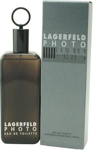 Karl Lagerfeld Photo Eau De Toilette Spray 125ml