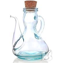 Vidrios Reciclados San Miguel Vinagre de Aceite de jarrita con Corcho 250 ML