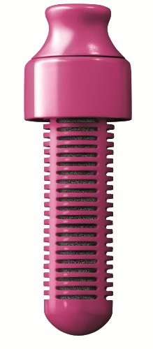 Bobble FILMG - Filtro de carbón activo para botellas, color rosa
