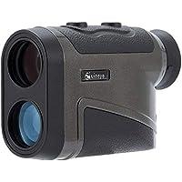 Golf Entfernungsmesser–Reichweite: 5–1600Meter, -0,33Yard Genauigkeit, Laser-Entfernungsmesser mit Höhe, Winkel, horizontale Messen perfekt für die Jagd, Golf, Engineering Survey