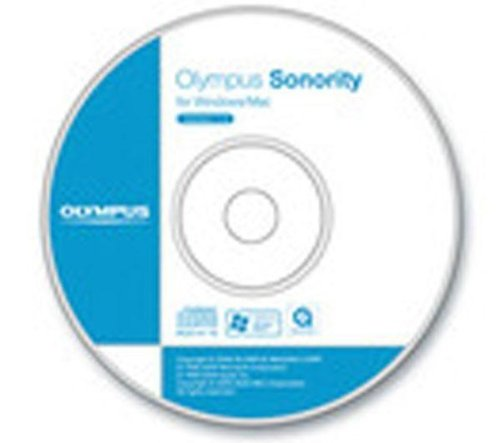 olympus-sonority-plus-cd-rom-service-management-software