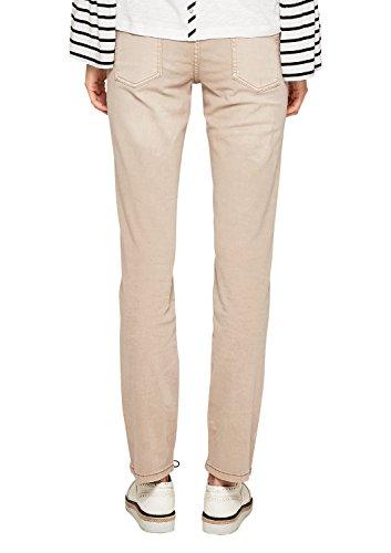 s.Oliver Damen Skinny Jeans Beige (Canvas Beige 8148)