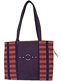 Womaniya Women's Shoulder Bag (Blue) (Woman-907)