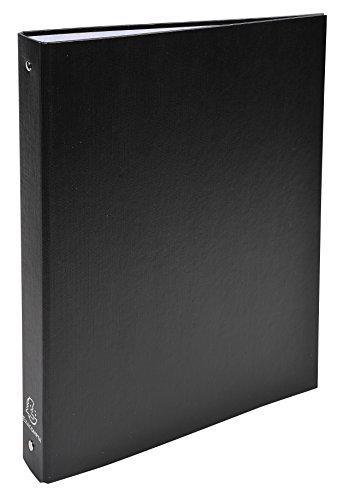 Exacompta-51371e-Classeur-polypro-Format-A4-4-anneaux-Dos-de-30-mm-Noir