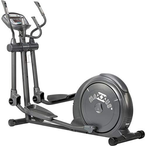 MAXXUS® Erwachsene 8.0 Crosstrainer, Grau, 1.998 x 700 x 1.511 mm