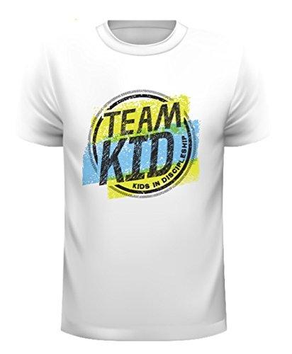 Teamkid T-shirt Adult X-large - X-large Adult Christian T-shirt
