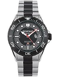 Reloj Beuchat hombre Collection Ocea automático Reference beu0096–1
