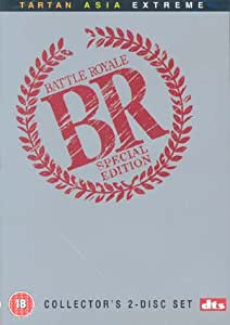 Battle Royale - Two Disc Special Edition [DVD] [2001]