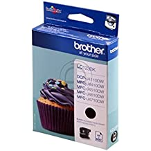 Brother MFC-J 870 DW (LC-123 BK) - original - Inkcartridge black - 600 Pages