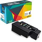 Do it wiser kompatible Toner als Ersatz für Dell E525w 593-BBLN (Schwarz)