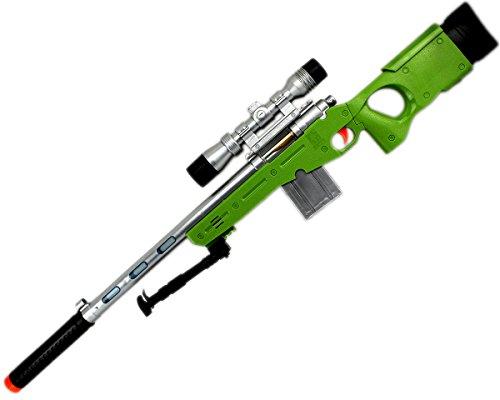 GYD Sniper SCHARFSCHÜTZENGEWEHR Elite mit Sound Licht AWP !!