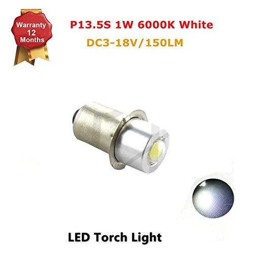 high-power-p135s-led-upgrade-bulb-for-c-d-3-18v-flashlights-150-lumen-bulb-white-6000k