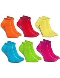 Rainbow Socks - Niños y Niñas - Calcetines Cortos ...