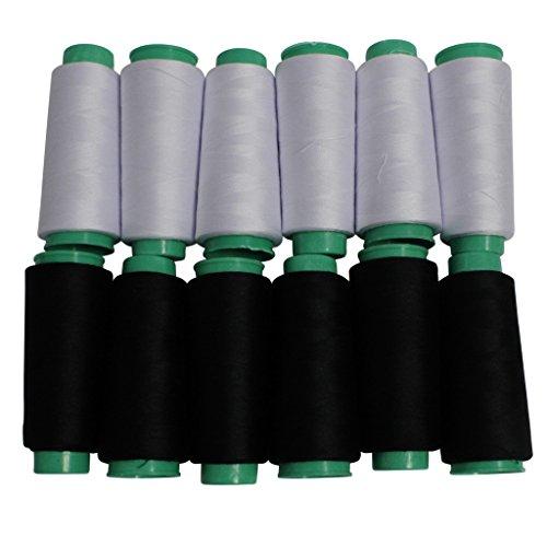 curtzy-12-garnkegeln-fur-overlock-nahmaschinen-aus-polyester-sortiment-an-bunten-fadenspulen-fur-nah