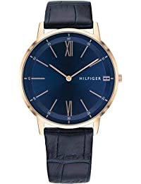 Tommy Hilfiger Analog Blue Dial Men's Watch - TH1791515