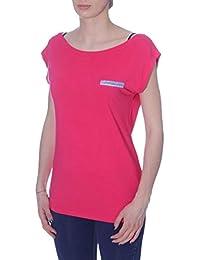 Emporio Armani - T-shirt - Femme rose 1445 AZALEA