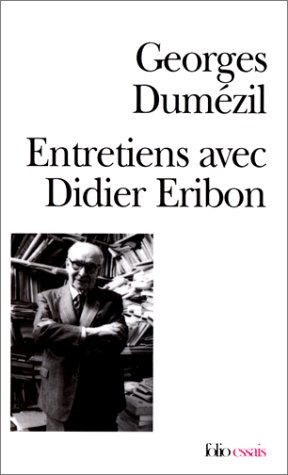 Entretiens avec Didier Eribon