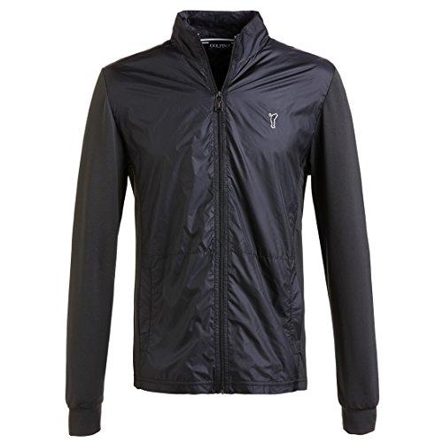 golfino-herren-leichte-golfjacke-aus-stretch-polar-light-fleece-schwarz-xxxl
