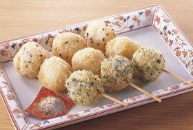 ニチレイフーズ)えび串だんご500g(10本)