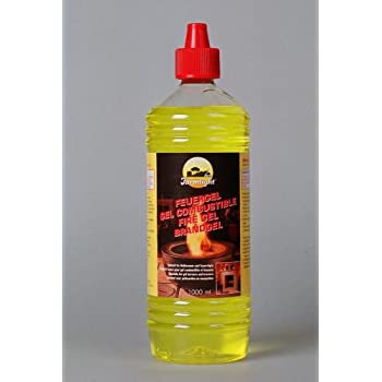 1 Liter Firegel - Fuel-Gel - Burning-Gel / BBT-10001300 / Accessory ...