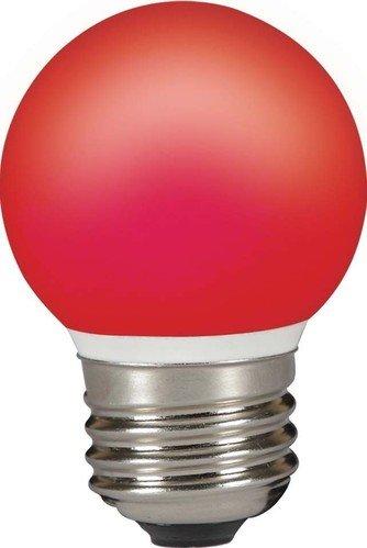 Preisvergleich Produktbild Sylvania LED-Lampe0,5 Watt 230 VoltE14 rot in TROPFENFORM für Dekozwecke für innen und außen