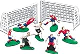 Wilton Kit Calcio 2 Porte e 5 Giocatori Per Decorare La Torta
