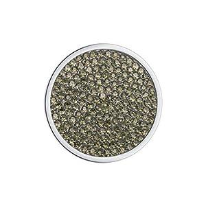 Meilanty Coin 33mm Schnee-Kristall für Halskette GP-20