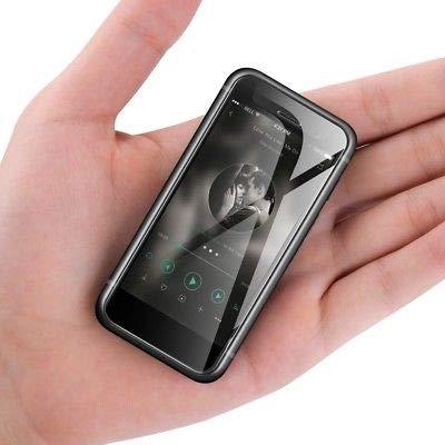 JUNERAIN Melrose S9 Plus 4G Smartphone Mini 6,4 cm (2,5 Zoll) 2 GB + 8 GB Android 7.0 Handy (Android Mini Handy)