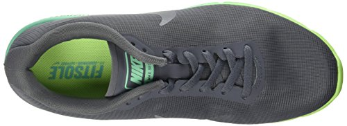 Nike 719916-012, Sneakers trail-running femme Gris (Cool Grau/metallic Silber/geisterhaftes Grün/grünes Glühen)