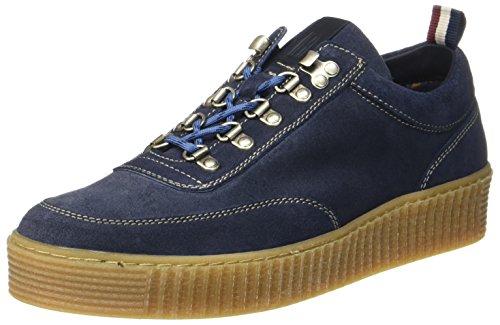 Tommy Jeans Hilfiger Denim - K2385enneth 1b - Sneakers Basses - Homme Bleu (Ink)