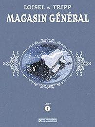 Magasin Général - L'Intégrale par Jean-Louis Tripp