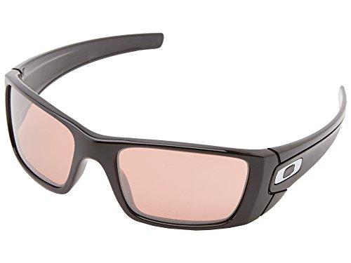 Oakley Herren Fuel Cell Rechteckig Sonnenbrille, Black