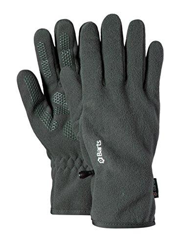 BARTS Fleece Glove - Chauffe-Bras - Mixte Anthracite