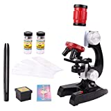 Best Microscopes Kids Microscopes - Soriace reg; 100x 400x 1200x Microscope Set, Educational Review
