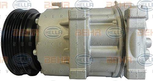 Preisvergleich Produktbild BEHR HELLA SERVICE 8FK 351 340-611 Kompressor,  Klimaanlage