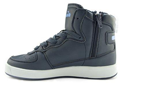 BIANCO , Jungen Sneaker weiß weiß 28 BluEstate/BluChiaro