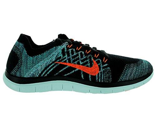 FCTR JD NGHT HYPR Free Flyknit Laufschuhe 4 Nike Herren BLK 0 TTL ORNG qRvzw7