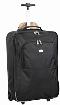 """Frenzy/5 Cities Large 26"""" Inch Lightweight Suitcase, Check-in Luggage Wheeled Rolling Bag with 3 Years Warranty!"""